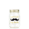 'Don't Touch My Stache' Savings Jar