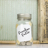 'Paradise Falls' Savings Jar
