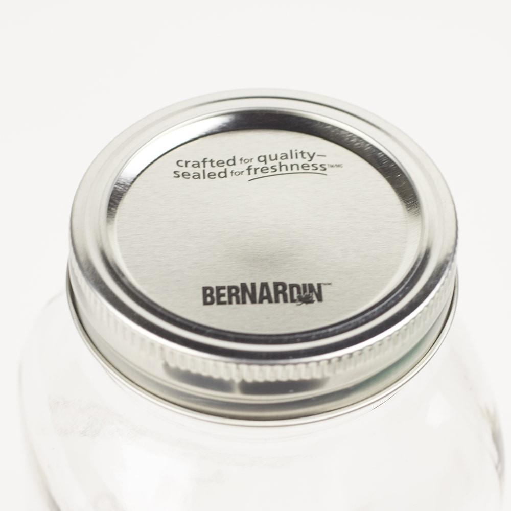 Silver Bernardin Regular Mouth Canning Lid
