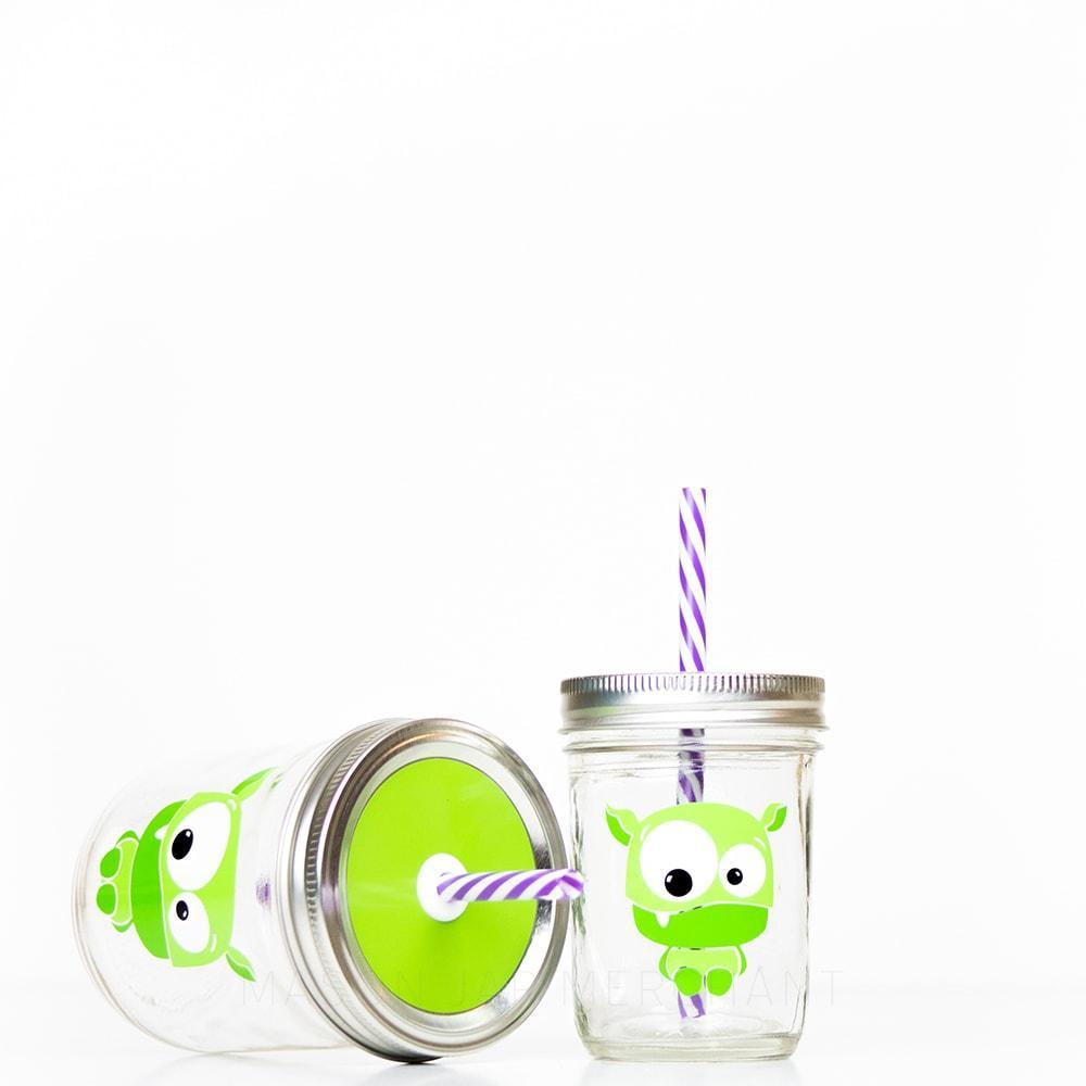 bright green bpa and toxin free reusable water bottle for kids