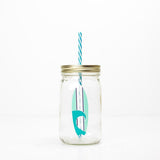 surfboard bpa free and toxin free reusable water bottle