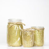 Fall Glitter Jars - Medium