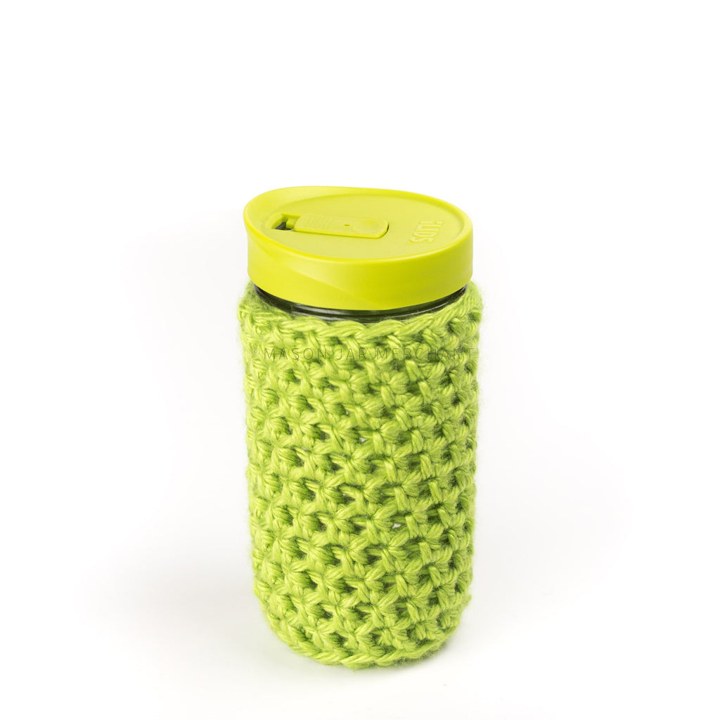 'Lime' Jar Cozy