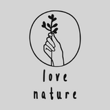 'Love Nature' Mason Jar Tumbler