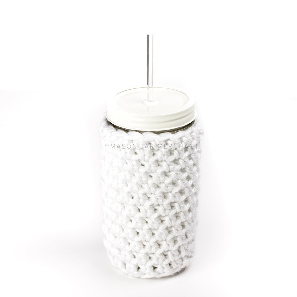 'Snow White' Jar Cozy