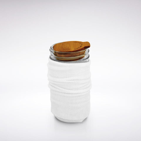 Solid Metallic Lids (Unlined)
