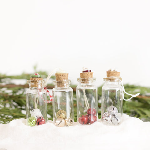Bottle Ornaments - Sm - Gumdrops