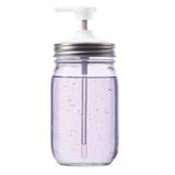 'Jarware' - Mason Jar Soap Pump Lid (Regular Mouth)