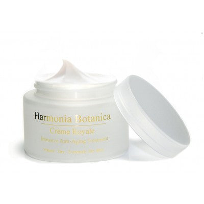 Creme Royale Moisturizer with Camellia Oil