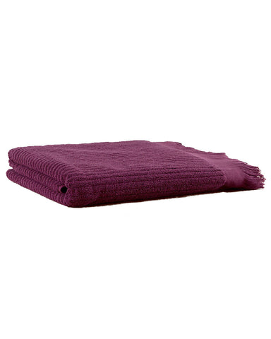 Ribbed Bath Sheet
