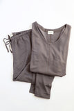Delilah Loungewear Set - Short Sleeve