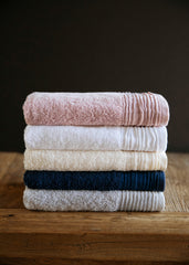 Pleated Towel Set