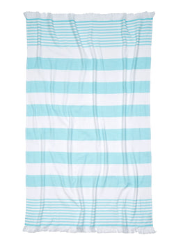 Carmel Stripe Beach Towel