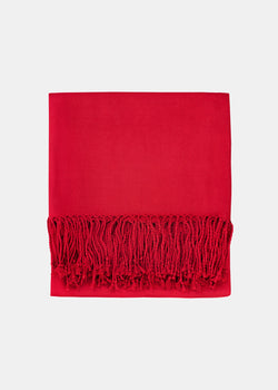 Solid Bamboo Viscose Throw
