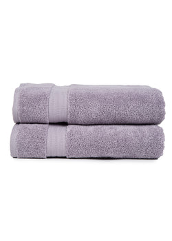 Zero Twist Towels, Lavender