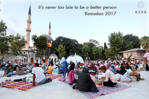 3 tips to help you become a better person this Ramadan