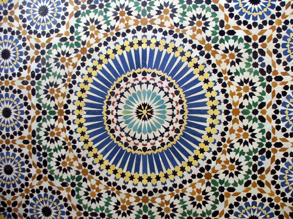 Geometry in Islam