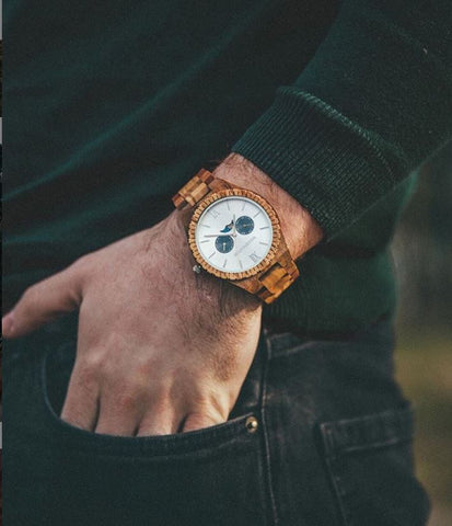watches made from wood gifts for men