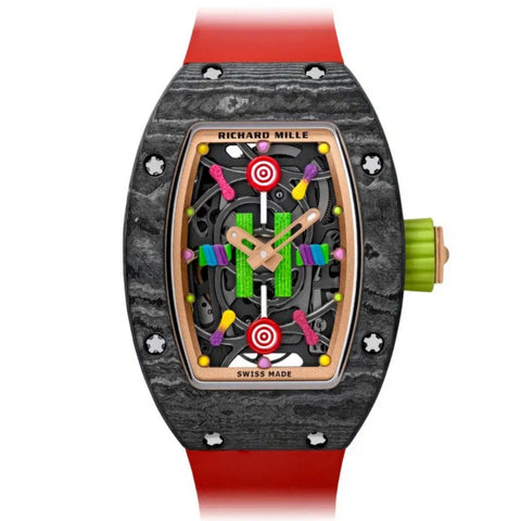 richard mille RM 07-03 LITCHI bonbon watch collection best price rate new used pre-owned sale deal - Sarasota Watch Company https://sarasotawatch.com