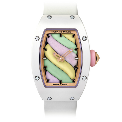 richard mille RM 07-03 MARSHMALLOW bonbon watch collection best price rate new used pre-owned sale deal - Sarasota Watch Company https://sarasotawatch.com