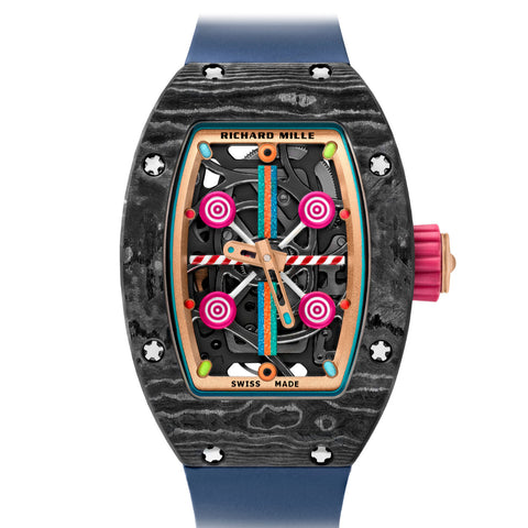 richard mille RM 07-03 MYRTILLE bonbon watch collection best price rate new used pre-owned sale deal - Sarasota Watch Company https://sarasotawatch.com