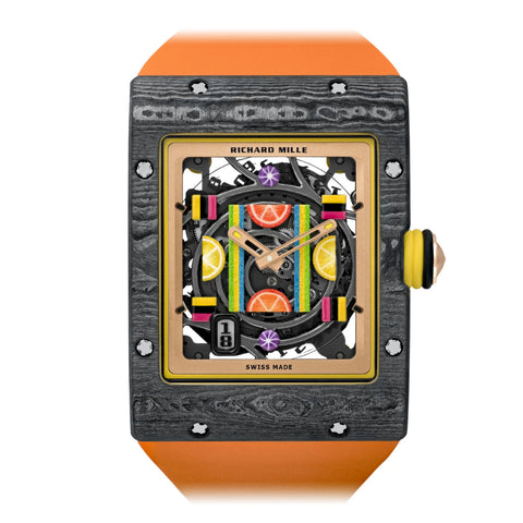 richard mille RM 16-01 CITRON bonbon watch collection best price rate new used pre-owned sale deal - Sarasota Watch Company https://sarasotawatch.com