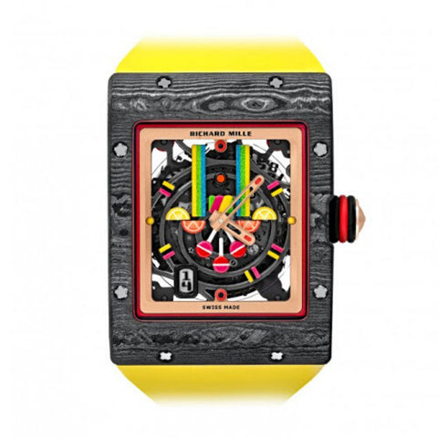 richard mille RM 16-01 FRAISE bonbon watch collection best price rate new used pre-owned sale deal - Sarasota Watch Company https://sarasotawatch.com