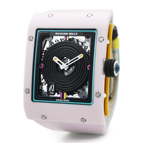 richard mille RM 16-01 RÉGLISSE bonbon watch collection best price rate new used pre-owned sale deal - Sarasota Watch Company https://sarasotawatch.com