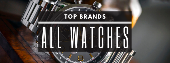 full timepiece luxury watch brand directory index from rolex, patek philippe, etc.