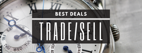 sell, trade, pawn, or load your luxury watch for top dollar. get the most out of your timepiece
