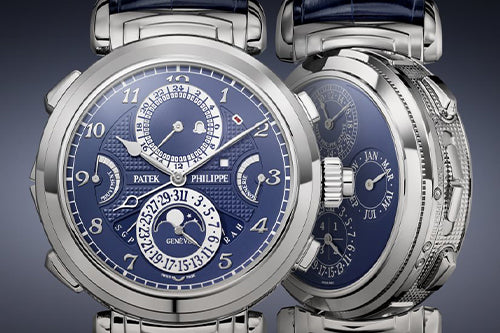 Patek Philippe Grand Complications Collection
