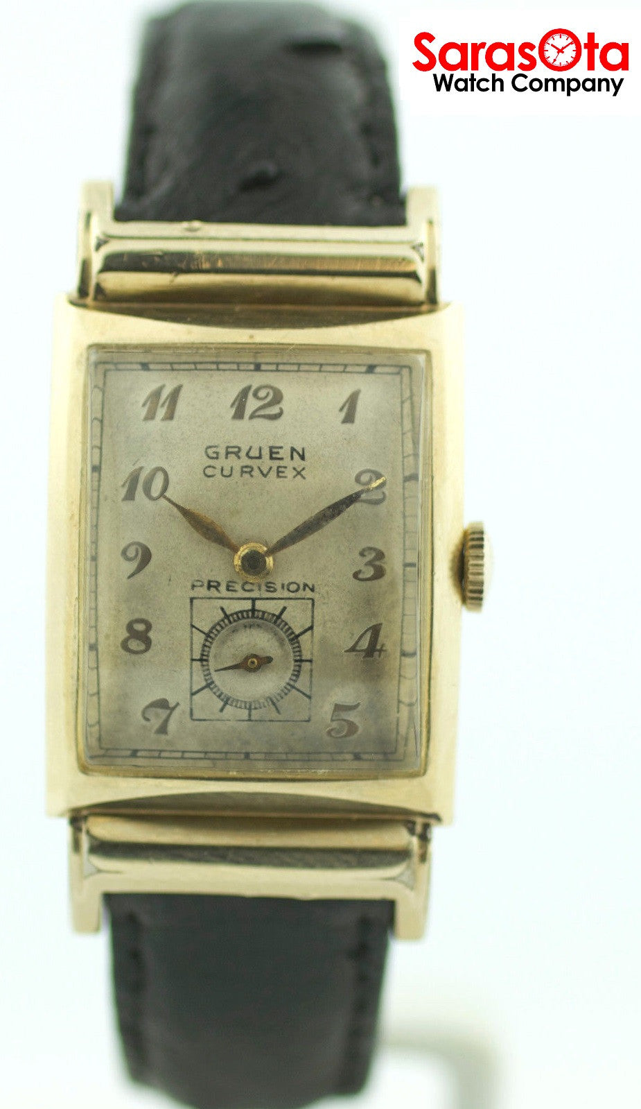 chieftain watch white illinois filled shop sold watches gold the wrist img