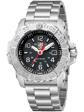 Luminox Navy SEAL Steel-3252 45mm Stainless Steel Date Men's Watch