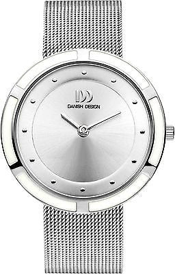 Danish Design IV62/IV67Q1062 Stainless Steel Quartz Dress Women's Watch