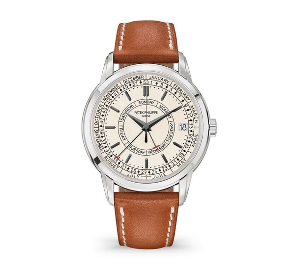 NEW Patek Philippe Calatrava Weekly Calendar 5212A-001 40mm Auto Men's Watch