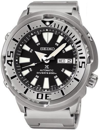 Seiko Prospex SRP637 Stainless Steel Automatic Day/Date 200M Sport Men's Watch - Sarasota Watch Company