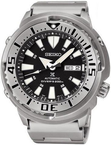 Seiko Prospex SRP637 Stainless Steel Automatic Day/Date 200M Sport Men's Watch