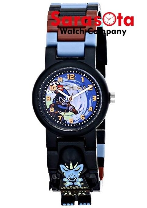LEGO® 9000447 Legends of Chima Gorzan Minifigure Link Watch Kid's Ages 6+ 24PCS