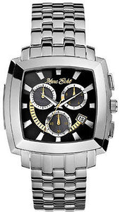 Marc Ecko E16066G1 Stainless Steel Black Dial Chronograph Dress Men's Watch