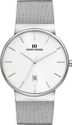 Danish Design IQ62/IQ63/IQ64/IQ05Q971 Stainless Steel Case & Band Men's Watch