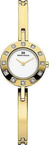 Danish Design IV05/IV62/IV65Q999 Stainless Steel Case Women's Watch
