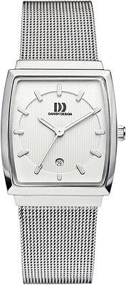 Danish Design IV62/IV63Q900 Stainless Steel Case & Band Women's Watch