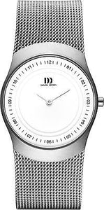 Danish Design IV62Q963 Stainless Steel Case And Strap Women's Watch
