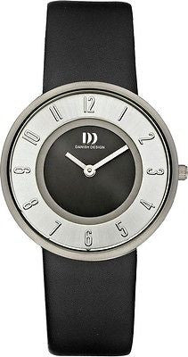 Danish Design IV13Q953 Titanium Mineral Crystal Women's Watch