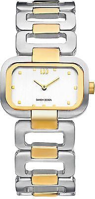 Danish Design IV65/IV62Q942 Titanium White Dial Women's Watch