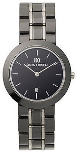 Danish Design IV64/IV65Q833 Ceramic Case And Strap Two Tone Women's Watch