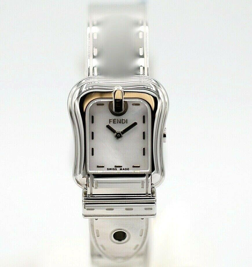 Fendi Orologi 020-3800L-926 Stainless Steel Belt Style Quartz Women's Watch - Sarasota Watch Company