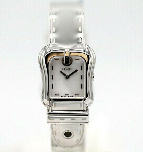 Fendi Orologi 020-3800L-926 Stainless Steel Belt Style Quartz Women's Watch