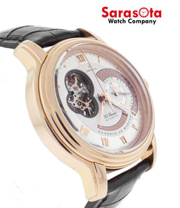 Zenith Grande Chronomaster XXT Open Retrograde 18k Rose Gold Men's 45mm Watch