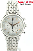 Jaeger LeCoultre Master Control 1000 Hours 145.8.31 Chrono Quartz Men's Watch